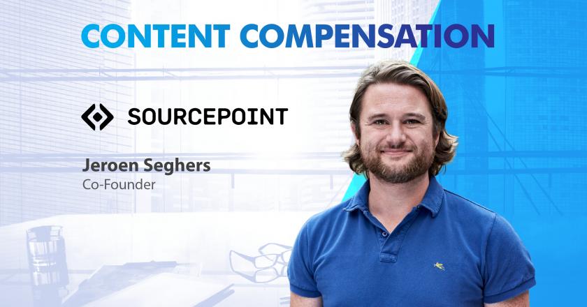 Jeroen Seghers Sourcepoint