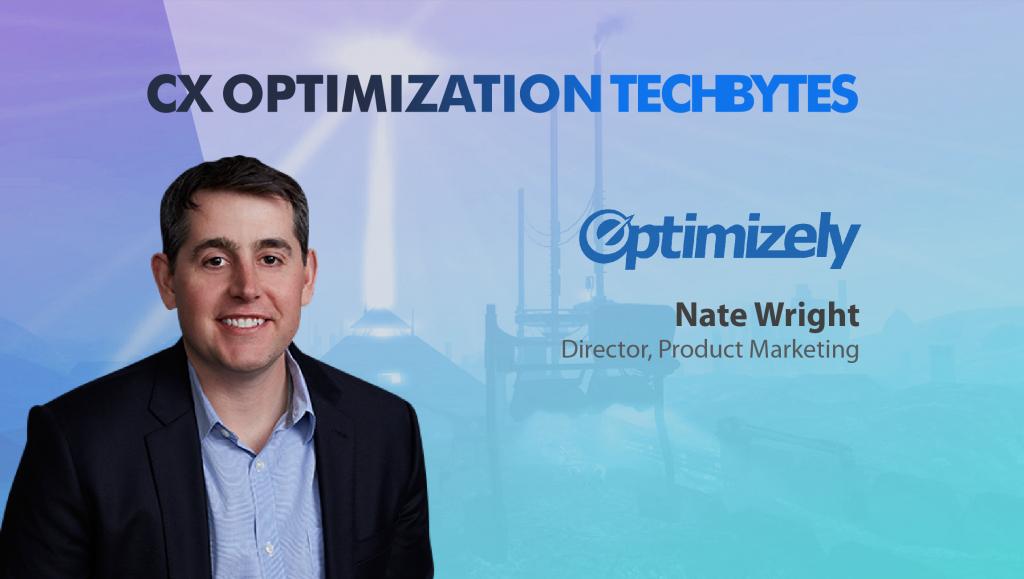 Nate Wright Optimizely