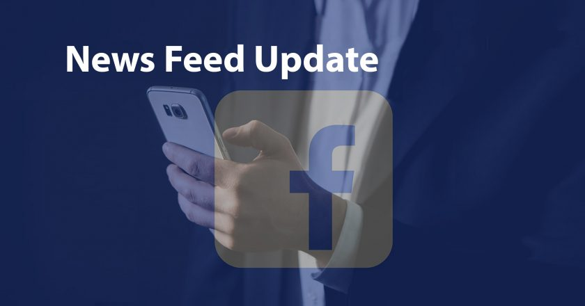 News Feed Update