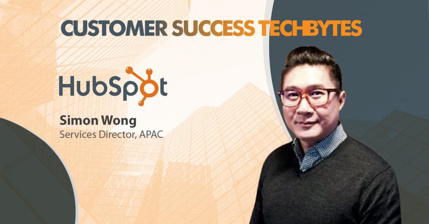 Simon Wong, Hubspot