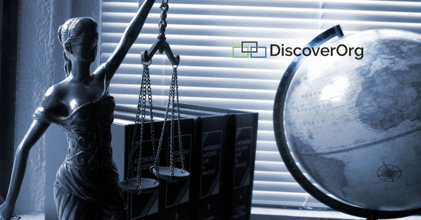 DiscoverOrg Launches New Sales Intelligence Solution for the Legal & Compliance Industry