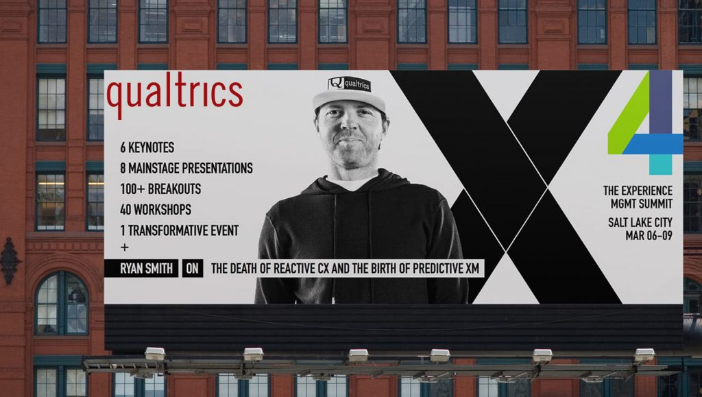 Qualtrics Announces Speakers and Agenda for X4 Experience Management Summit 2018
