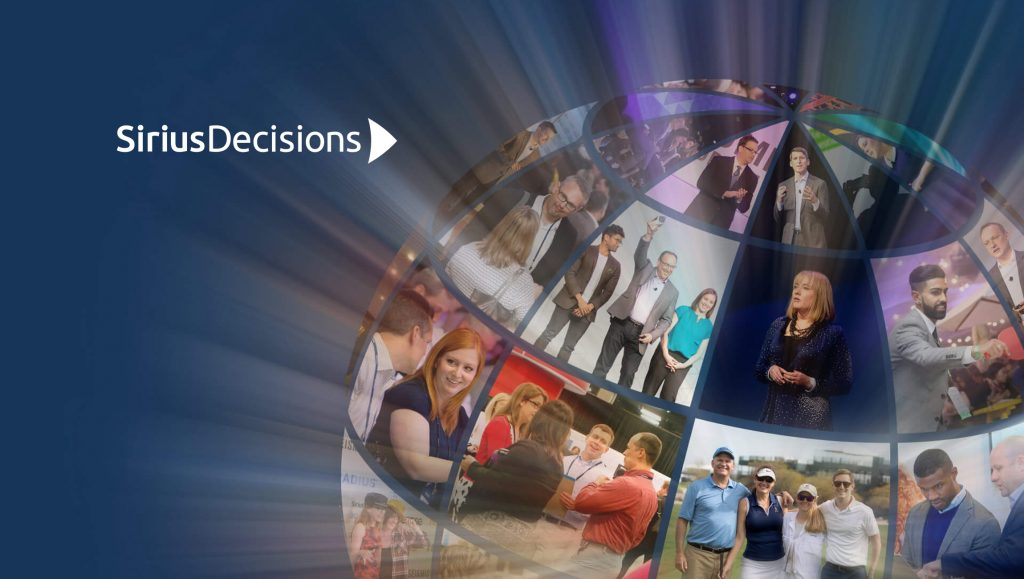 SiriusDecisions 2017 B-to-B Buying Study Reveals Buyer Behavior and Preferences in Decision-Making Process