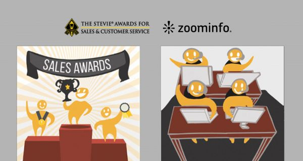 ZoomInfo Named Finalist in 2018 Stevie Awards for Sales & Customer Service