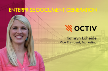 TechBytes with Kathryn Loheide, Vice President, Marketing, Octiv