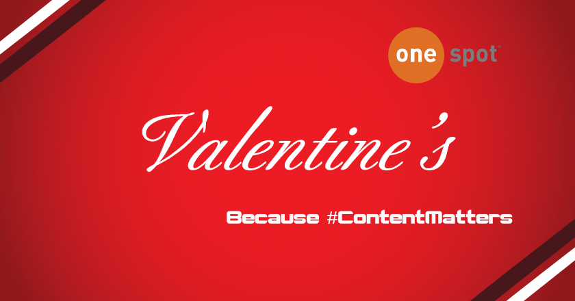 Lessons for Content Marketers from a Successful Cupid Steve Sachs OneSpot