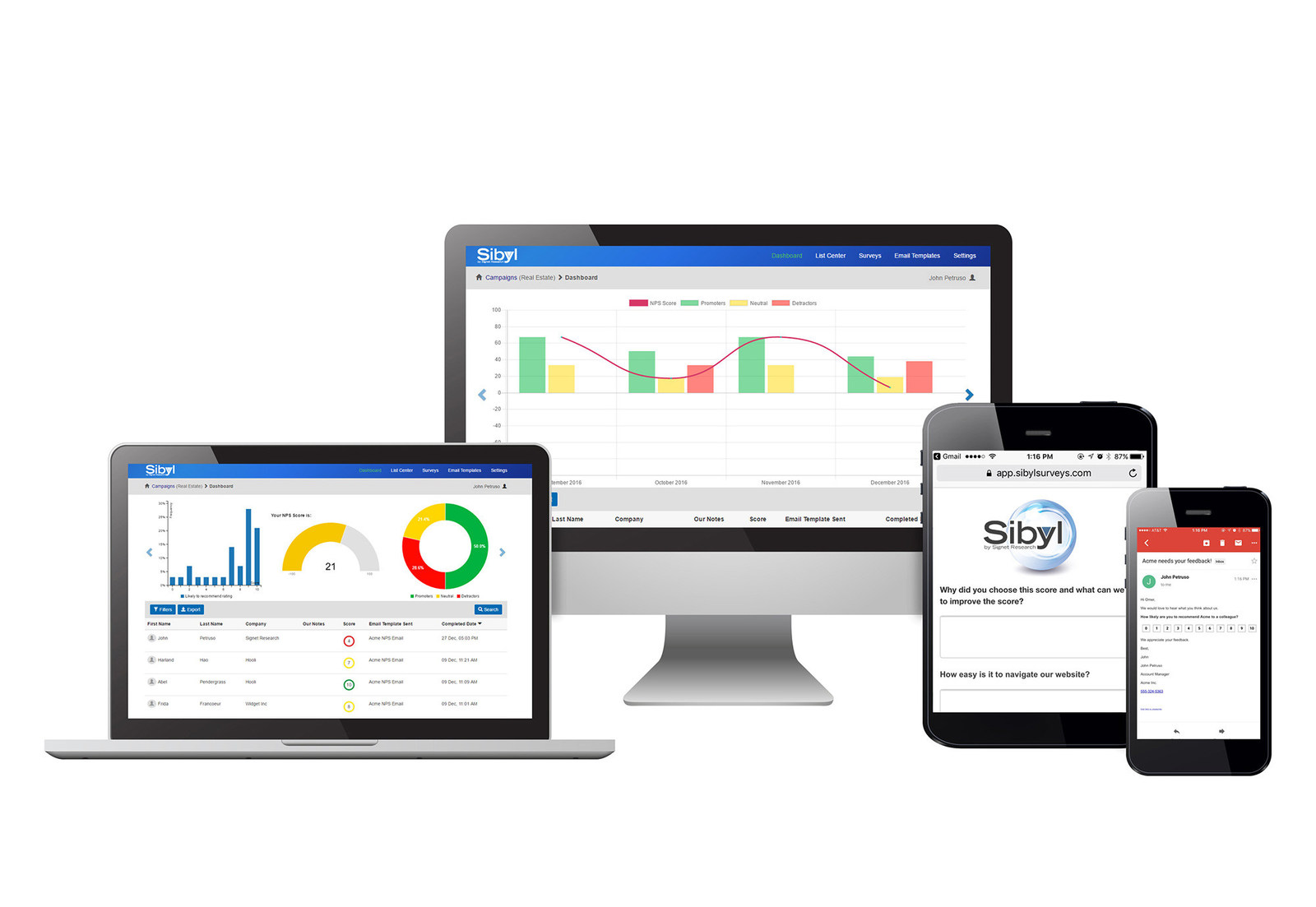Signet Research Releases Sibyl Pulse: A Customer Experience Management Platform