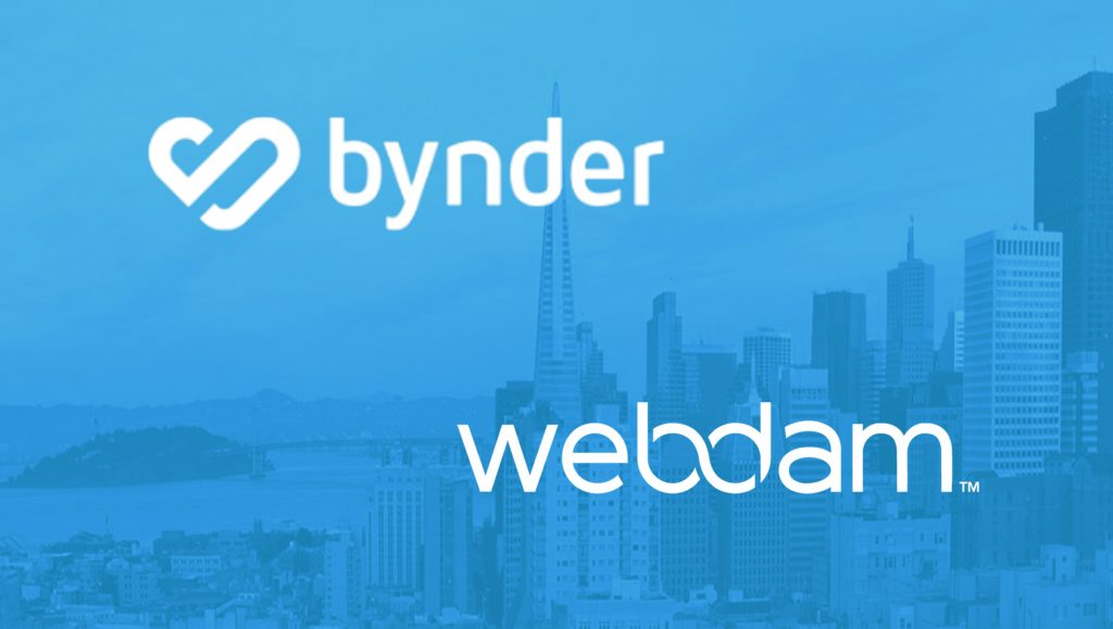 Bynder Announces Strategic Acquisition of Webdam for $49.1 Million