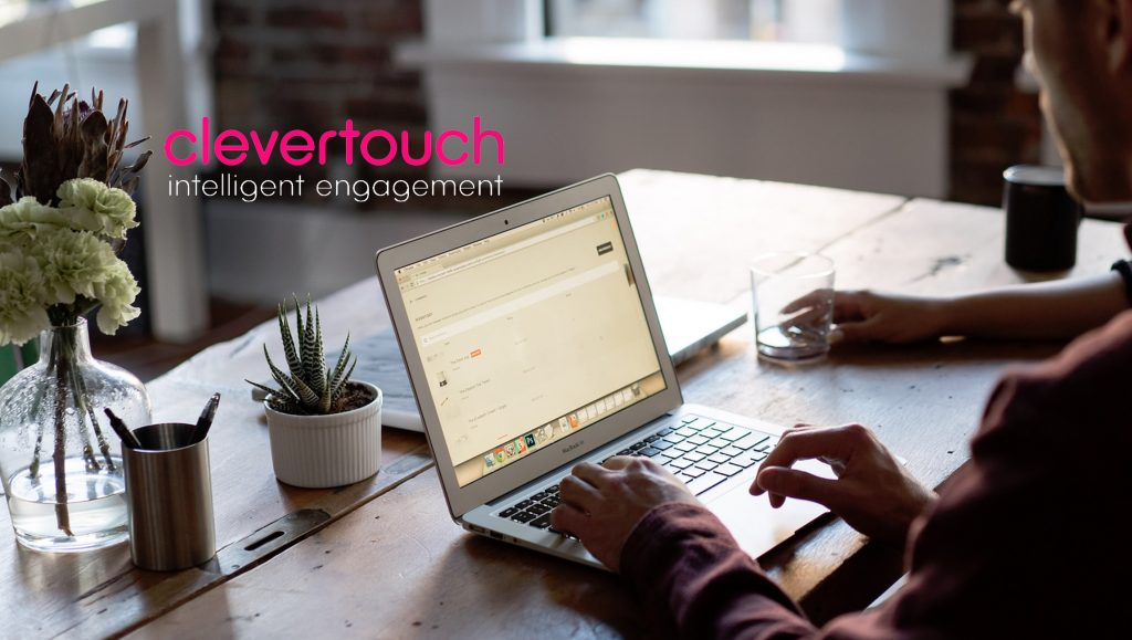 CleverTouch 'Momentum' Launched to Reduce Email Build Time