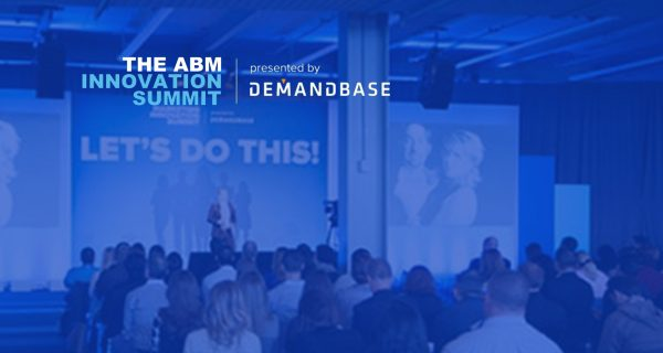 Demandbase ABM Innovation Summit 2018