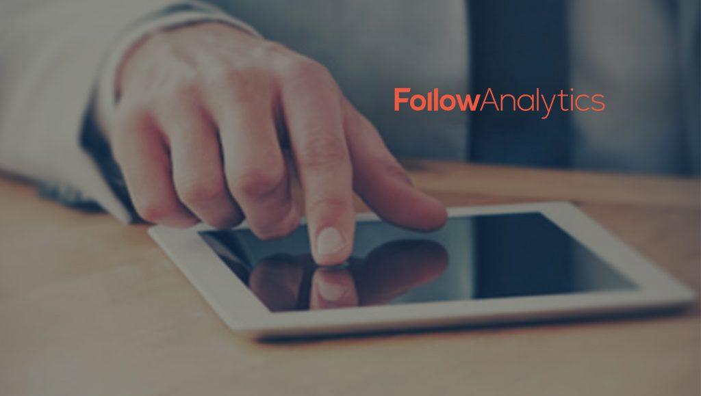 Pascal Laik Joins FollowAnalytics as CEO