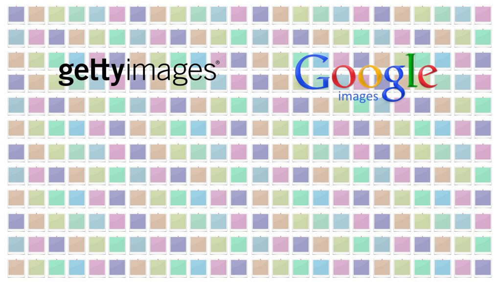 Getty Images and Google partner