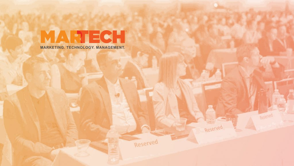 MarTech Conference West 2018