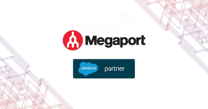 Megaport Launches Direct Connectivity to the World's #1 CRM - Salesforce