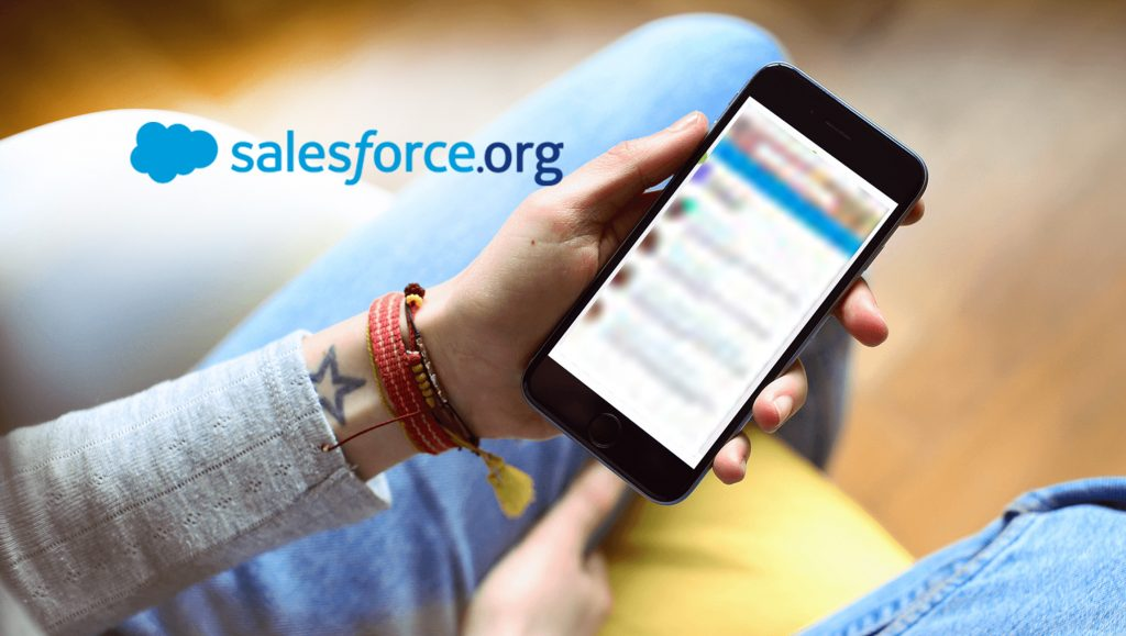 Salesforce.org Partners With United Way To Launch Salesforce.org Philanthropy Cloud