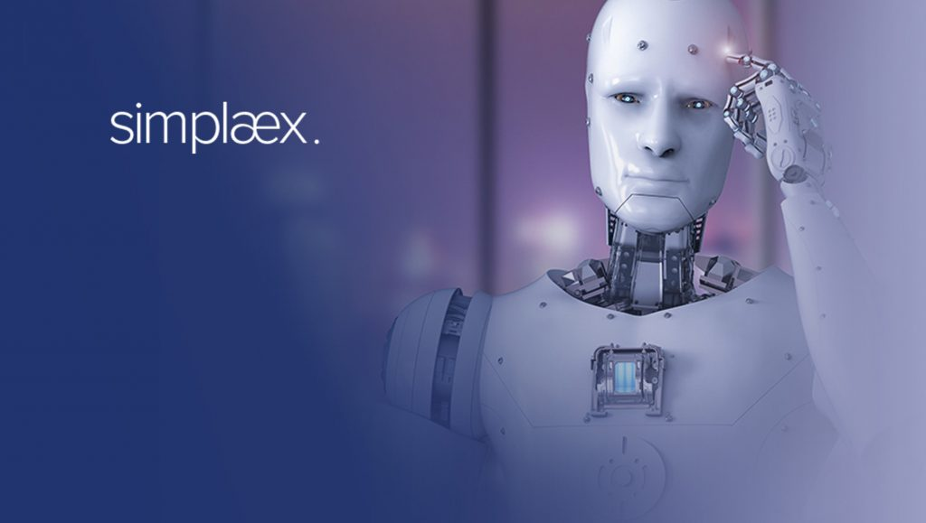 Simplaex's AI Fuels 3X Revenue Growth in 2017