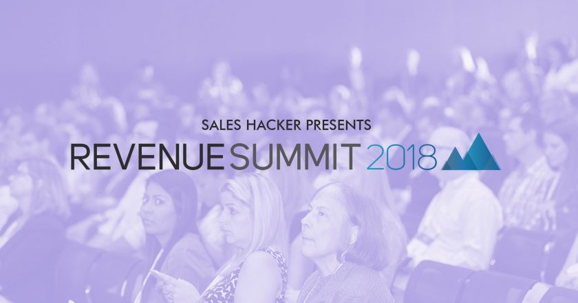 Are You Ready for Revenue Summit '18?