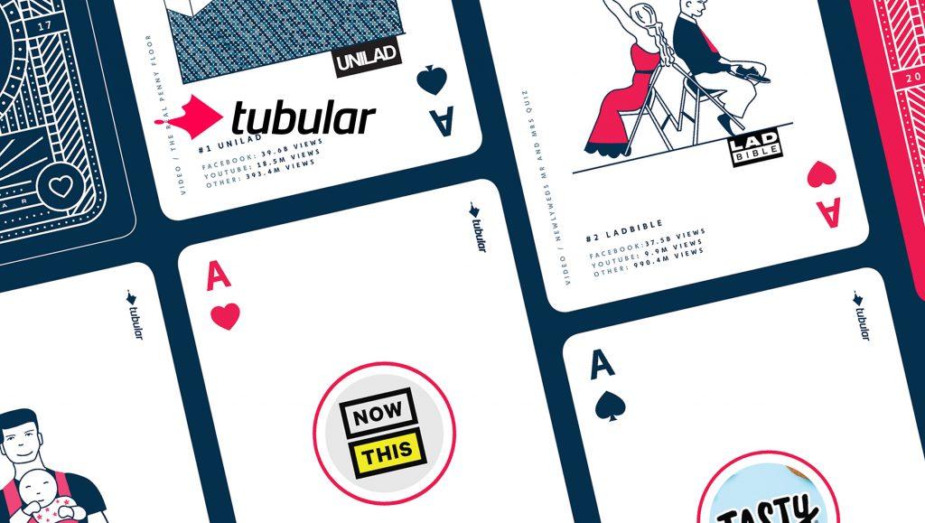 Tubular Lab Names Buzzfeed, UNILAD, and 9GAG Named Among VideoAces of 2017