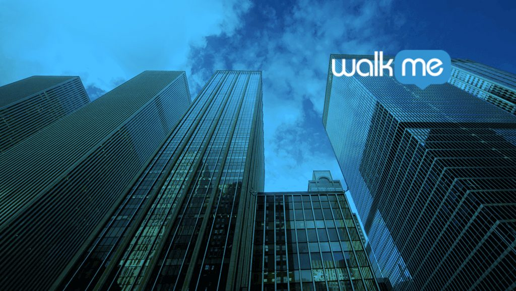 WalkMe Artificial Intelligence Anticipates User Actions in Enterprise Applications