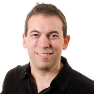 Yaron Galai, Co-founder and CEO of Outbrain