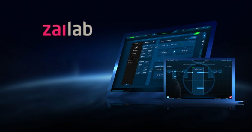 ZaiLab Launches World's First 100% Cloud-Based Call Center Technology in the US