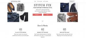 Landing page stitch fix