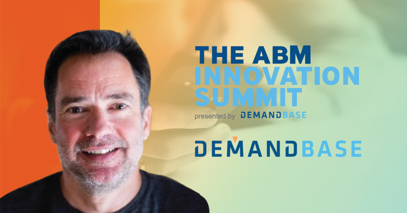 Alan Fletcher Demandbase-ABM Innovation Summit 2018