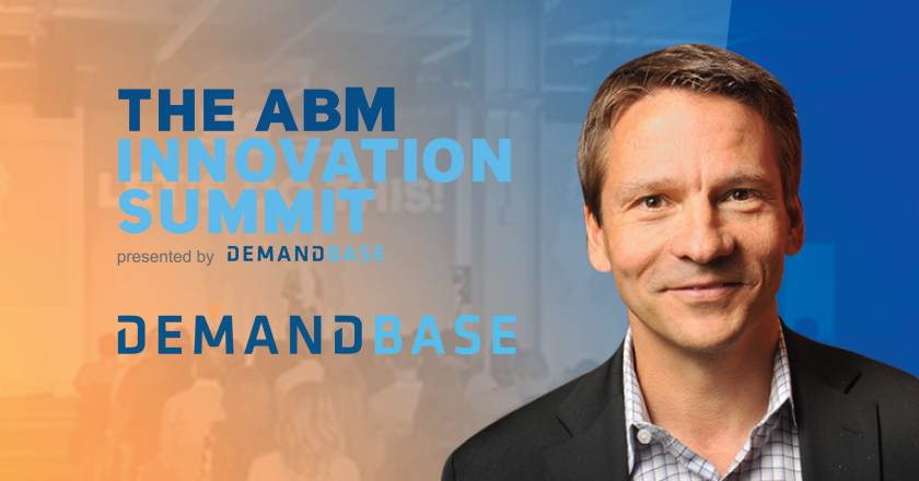 Christopher Golec Demandbase- ABM Innovation Summit 2018