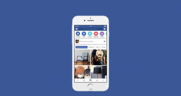 Refresh Your Space with Facebook Marketplace