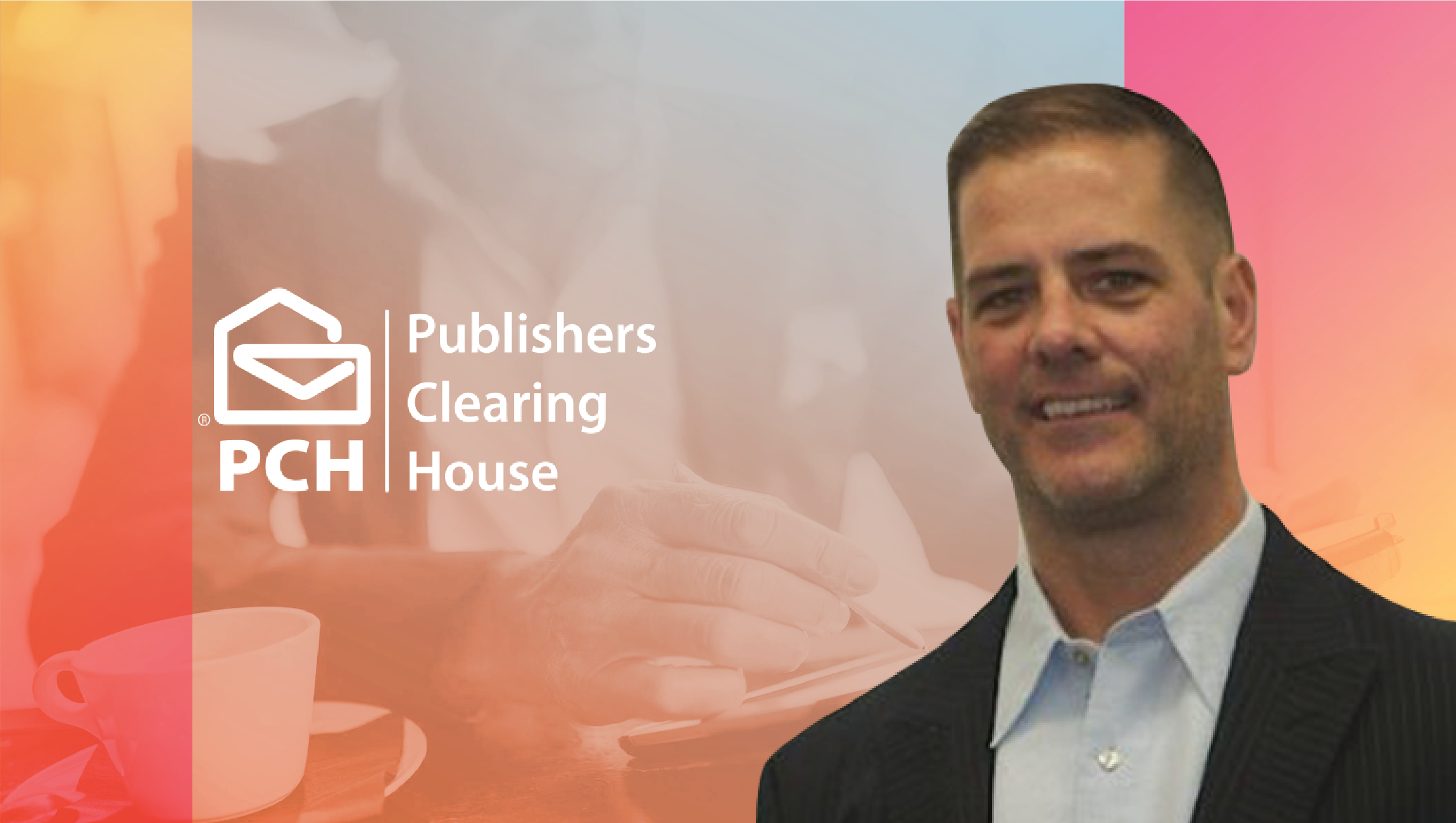 Interview with Mark Cullinane, SVP & GM Digital at Publishers