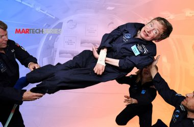 MarTech Champions Pay Tribute to Stephen Hawking