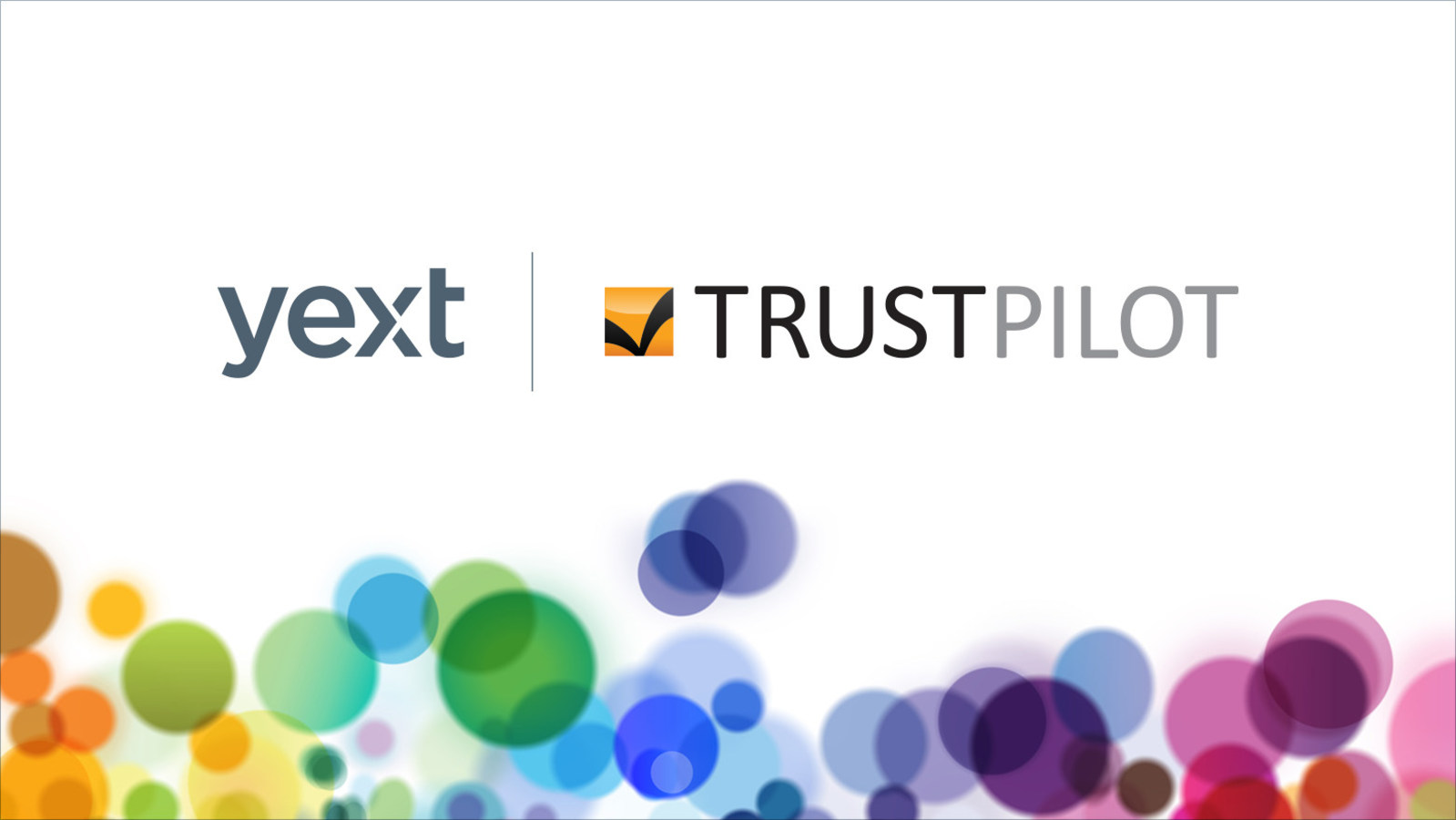 Yext And Trustpilot Partner To Offer New Customer Reviews Integration