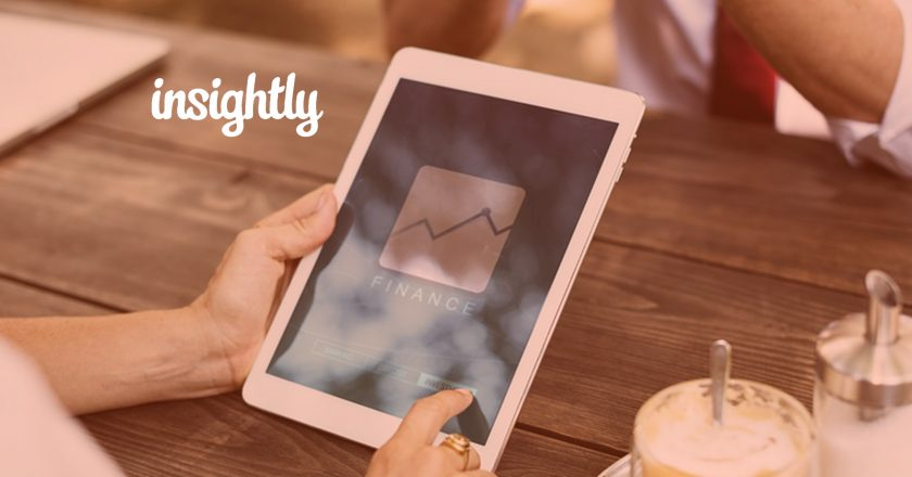 Insightly Adds Enterprise-Grade CRM Dashboards and Insight Cards