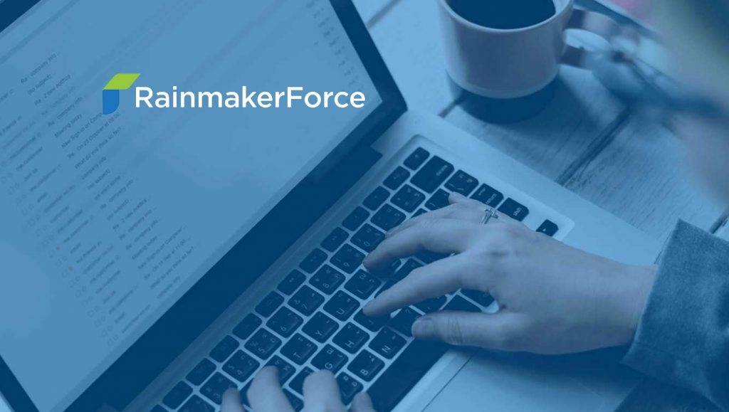 RainmakerForce Pipeline DNA Report Shows Sales Teams Actually Working for CRM, the Most Expensive Non-Performer in Sales