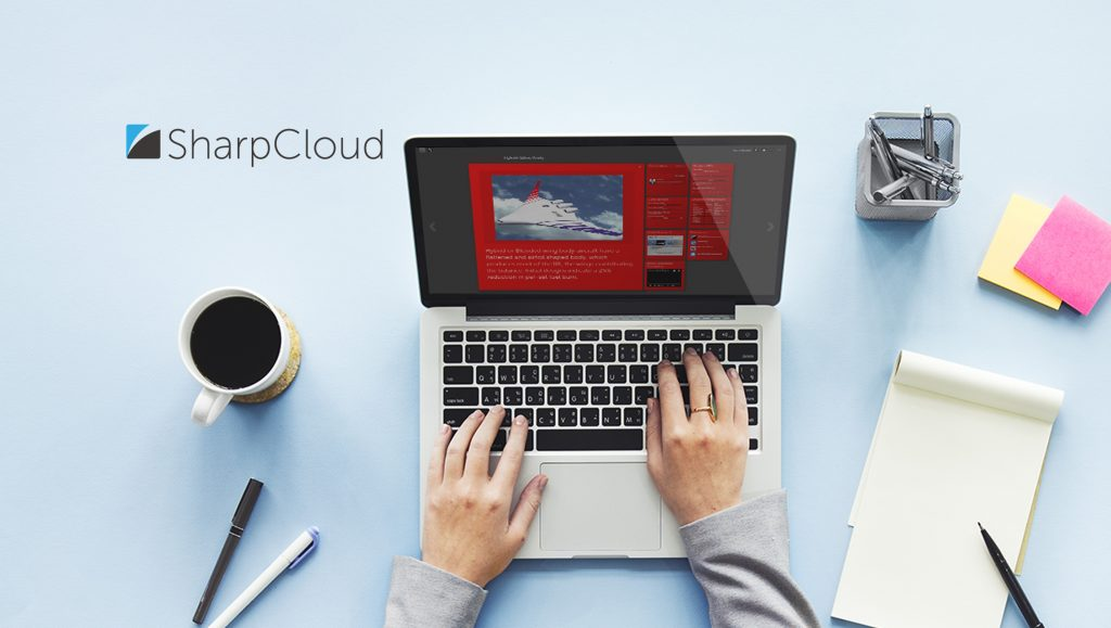 Sharpen Those Pencils and Take Down These Notes from SharpCloud