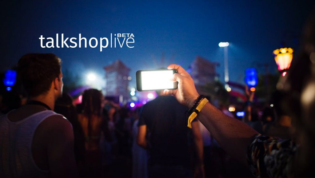 talkshoplive™ Launches The First Ever Live-Streaming Social Selling Network