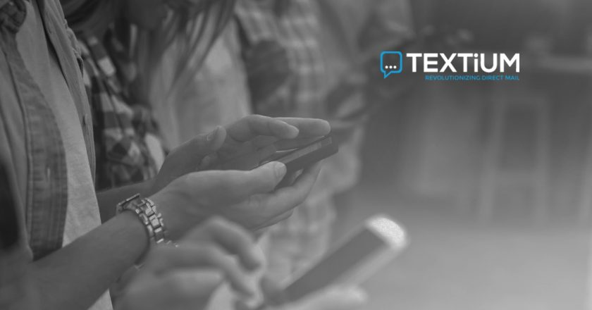 TEXTiUM Launches Precision Texting Product for Direct Mail Industry for a Personalized Consumer Experience