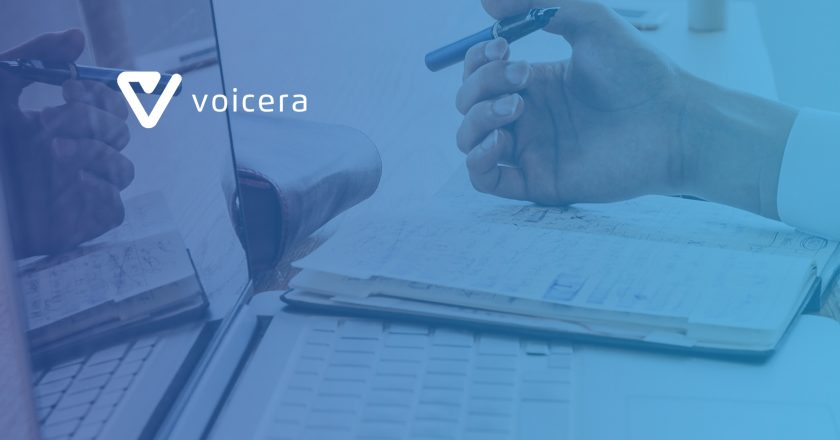 Voicera Secures $20 Million Series A Financing Backed by Leading VC, Enterprise and Collaboration Players