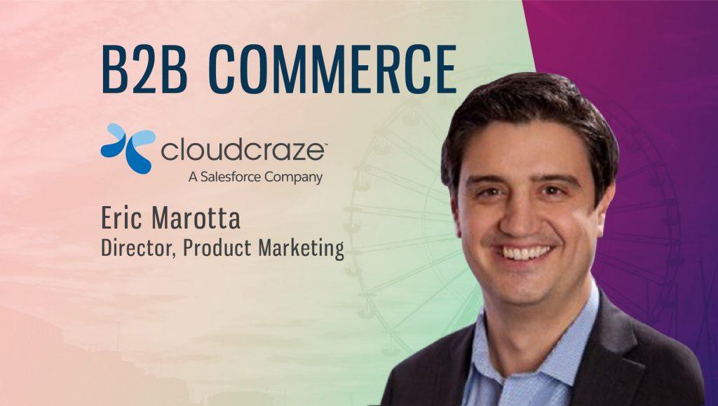 Eric Marotta, CloudCraze