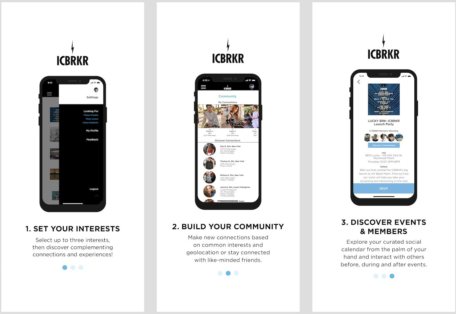 ICBRKR Announces the Social Media Platform That Won't Sell You to the Highest Bidder