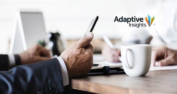 Adaptive Insights Accelerates Adoption of Business Planning Cloud