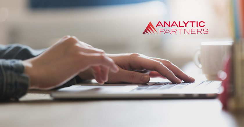 Analytic Partners Named a Leader in Marketing Measurement and Optimization Solutions by Independent Research Firm