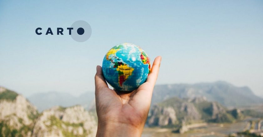 CARTO Makes Location Intelligence More Accessible and Faster to Deliver Business Results