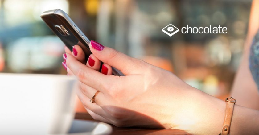 Global Programmatic Mobile Video Advertising Growing by 30% Quarterly: Chocolate Platform Report