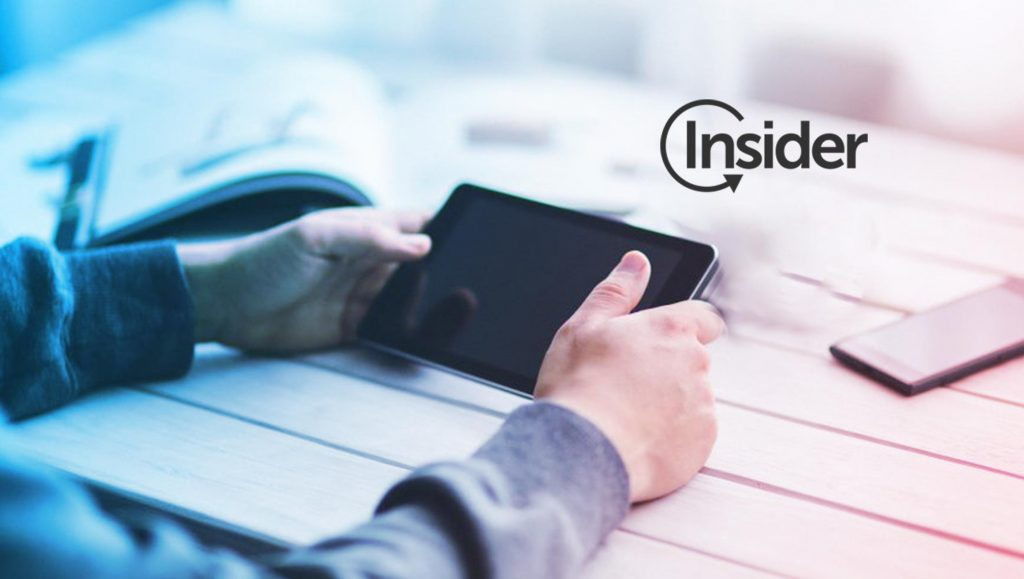 Insider Launches Growth Management Platform with Injection of US$11 Million Series B led by Sequoia