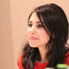 May Habib, CEO, Qordoba