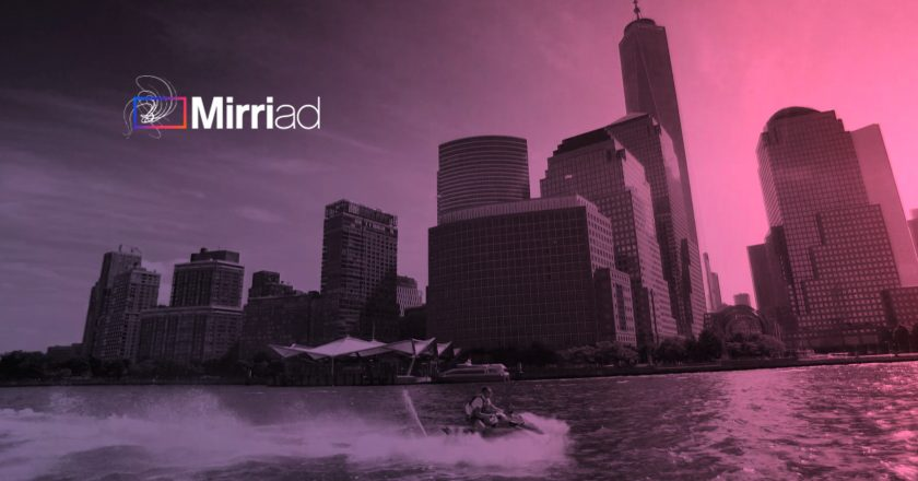 Mirriad Launches Highly Scalable In-Video Ad Unit