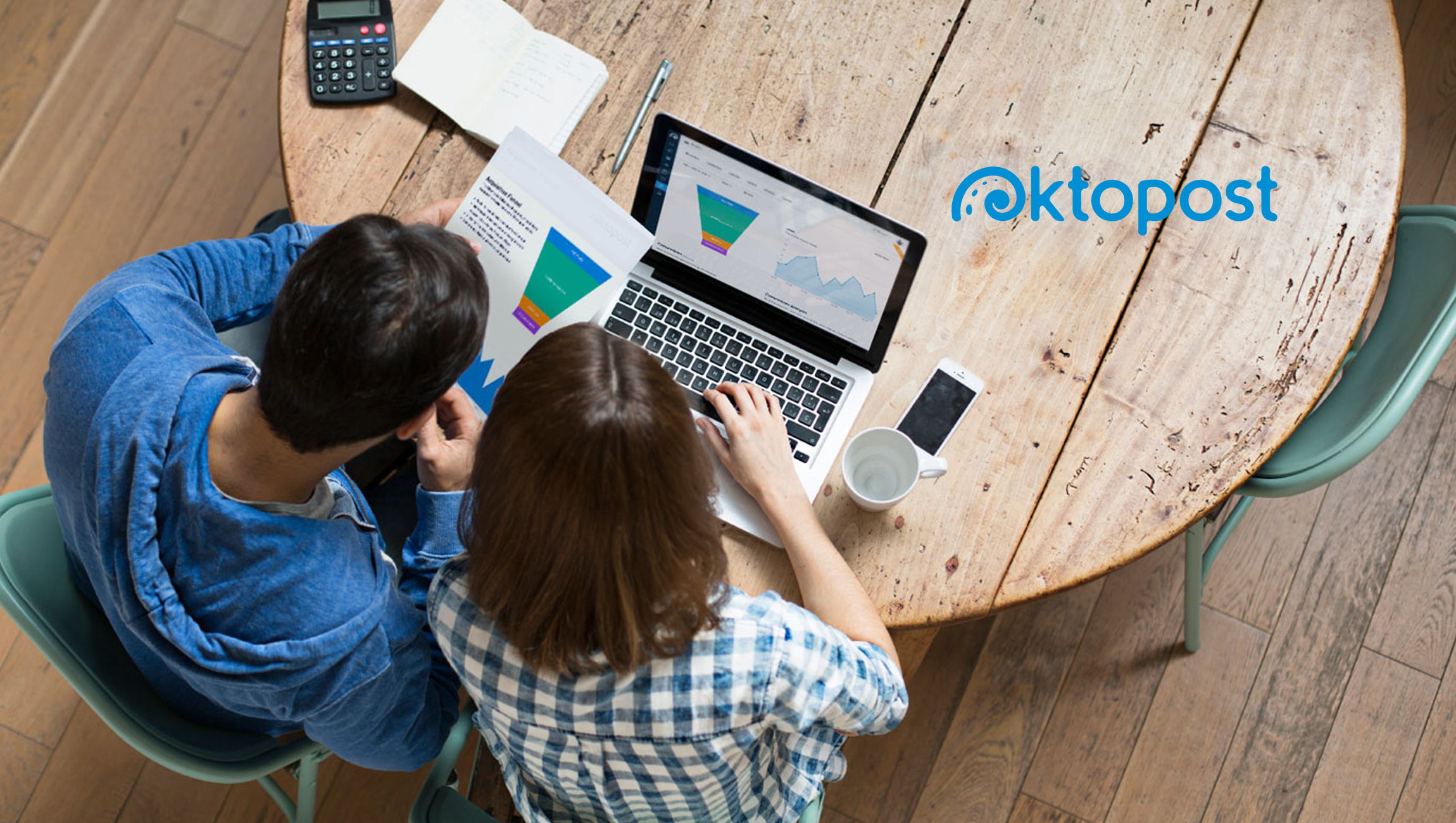 Oktopost Launches a New Visual Asset Management Solution for B2B Marketers