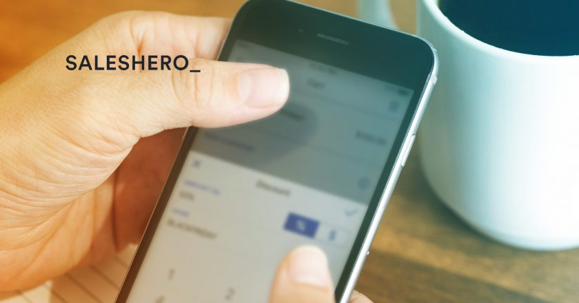 SalesHero Defines the Modern Sales Process With Artificial Intelligence