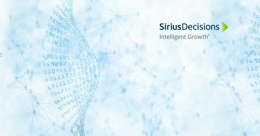 Proof Analytics Accelerates Marketing's Business Alignment With Proof+ for SiriusDecisions